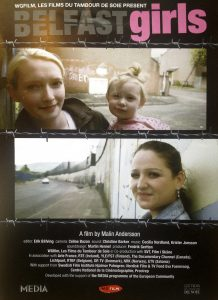 Belfast Girls Poster